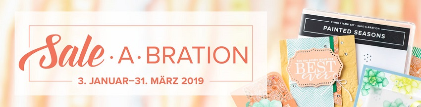 Sale-A-Bration - Teil 2
